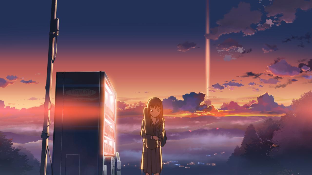 makoto shinkai movies