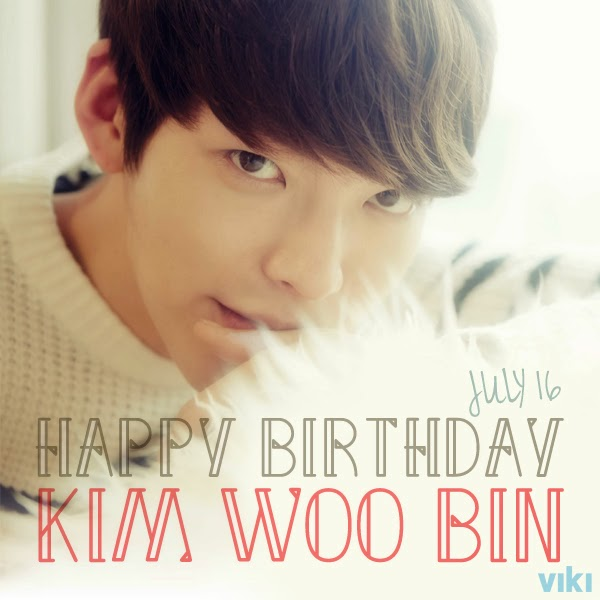 5 Fun Facts About Birthday Boy Kim Woo Bin | Viki Now